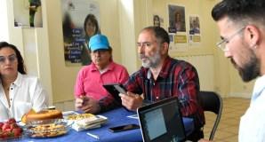 """Suso Vilasánchez: """"O noso programa é moi social, queremos un concello máis cercano aos cidadáns"""""""