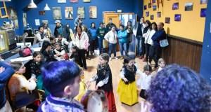 Melodías e danzas tradicionais para festexar o Día da Letras Galegas en Manzaneda