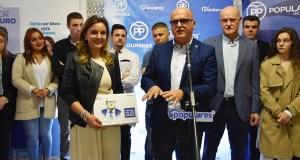 A barquense Luz Doporto encabeza a lista do PP ás municipais en Allariz