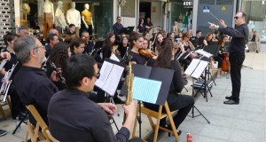 Concerto da Banda de Música do Barco na Santa Rita