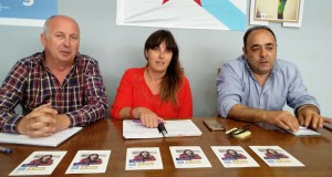 """María Albert: """"O BNG levou a iniciativa nesta campaña electoral na Rúa"""""""