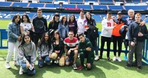 Viaxe cultural a Madrid do alumnado do IES Cosme López da Rúa