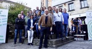 Espazo Común presenta a súa candidatura no Carballiño, liderada por Pachi Vázquez