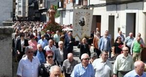 Santa Rita percorrerá as rúas do Barco o 22 de maio