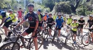 Percorrido en bicicleta pola comarca de Valdeorras