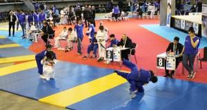 Valdeorras aposta polo judo non competitivo