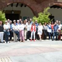 A promoción de Historia 1979/84 da Universidade de Santiago celebra a súa reunión anual no Pazo do Castro