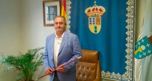 Amable Fernández, novo alcalde de Manzaneda
