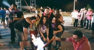 Río prepárase para celebrar as súas festas na honra de San Xoán