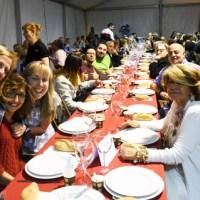 A XI Cea Popular de Fontei (A Rúa) reúne a máis de 200 persoas