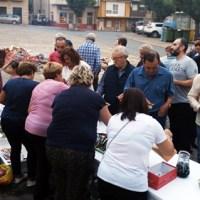 """Sardiñas, doces e música na """"Noite de San Xoán"""" en Vilamartín de Valdeorras"""