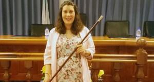 Melisa Macía asume de novo a alcaldía de Vilariño de Conso