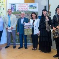 O X Certame Celtibérico de Bandas de Gaitas terá lugar en Manzaneda e A Pobra de Trives