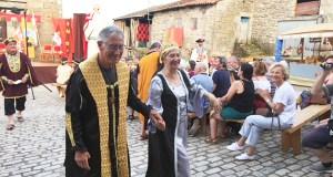 Sobrado de Trives ultima a súa VIII Festa Medieval