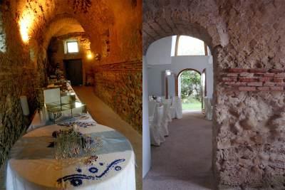 Baia dei Cesari sala romana