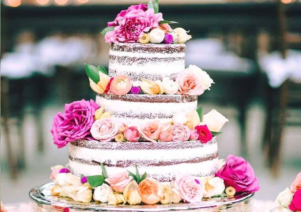 Come scegliere la wedding cake. Le ultime tendenze!