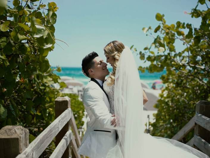 Fontainebleau Miami Beach Wedding | Michael & Michelle's Gorgeous Film