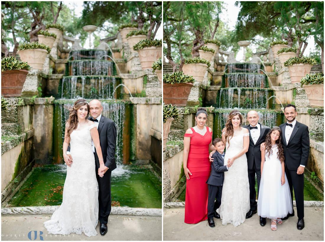 Miami arabic palestinian wedding vizcaya museum