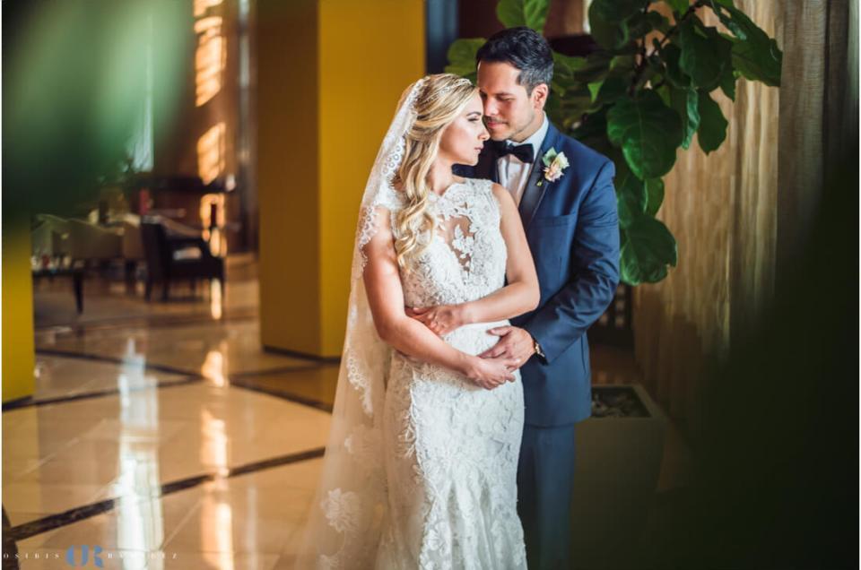 Trump International Beach Resort wedding photography - Sunny Isles Miami beach