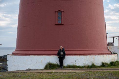 Leuchtturm Slettnes Fyr