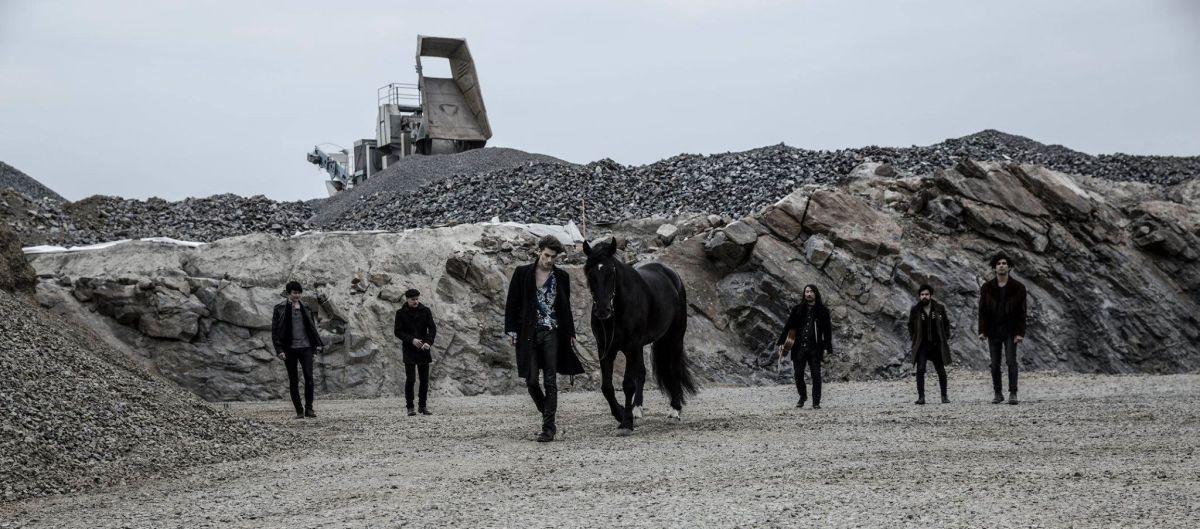 Six Black Cordelias – Release party!