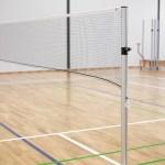 Badmintonstoðir 63 mm.