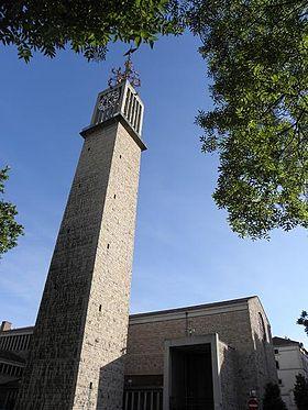 Eglise Notre Dame de l'Annonciation Lyon Vaise