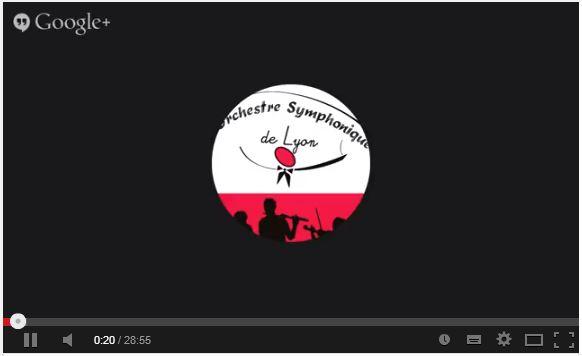 LIVE Orchestre Symphonique On Air