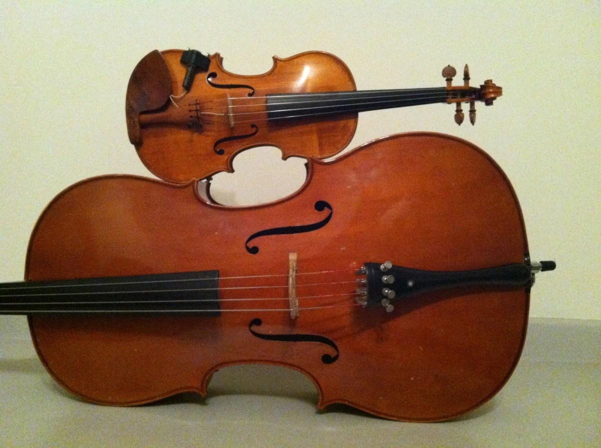 Le double Concerto pour Violon et Violoncelle de Brahms