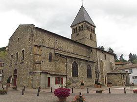 Eglise St Nicolas de Beaujeu