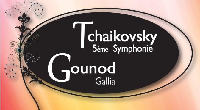 Concert Dimanche 6 Mars 2016 à ne pas manquer avec le Gallia de Gounod !