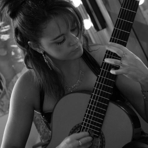 Keren-Nada Bahr : Guitariste solo pour le Concerto d'aranjuez