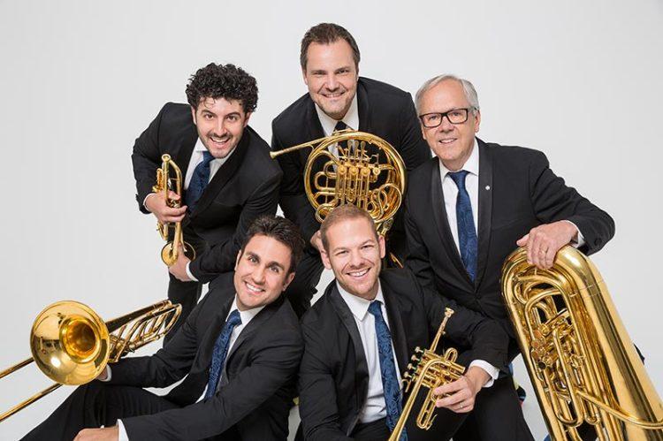 CANADIAN BRASS - Orchestre symphonique de Montréal