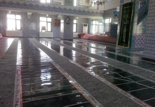 En İdeal Cami ısıtma Nasıl olmalı