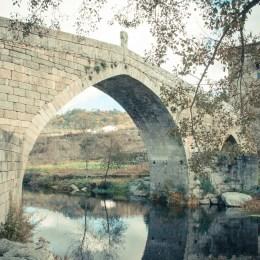 A Ponte e Torre de Ucanha, em Tarouca!
