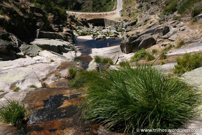 Cascatas de Bilhó