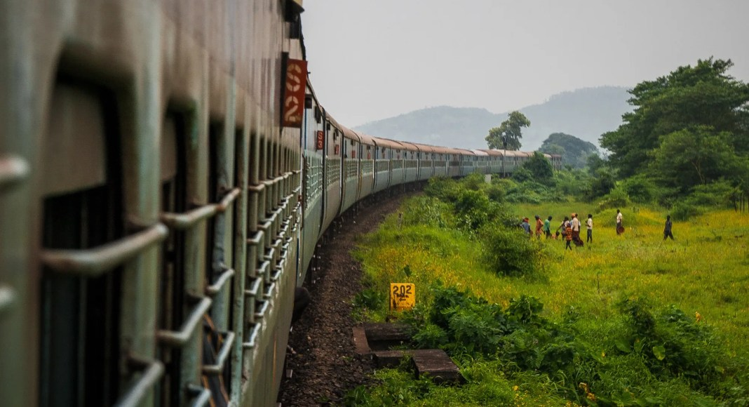 Train to Goa