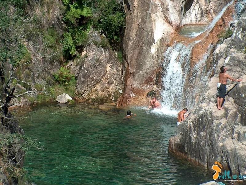 Cascatas do Rio Homem