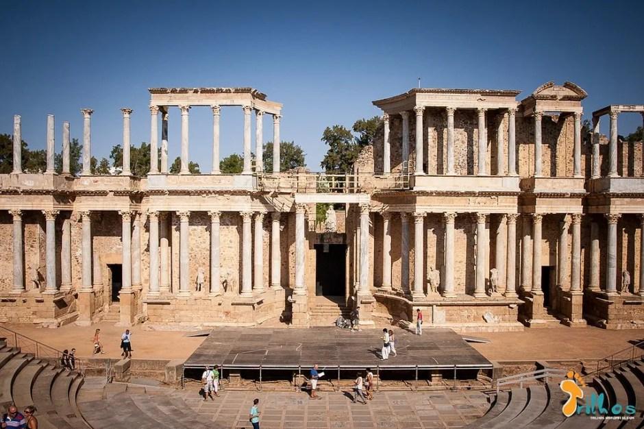 Teatro Romano - Mérida