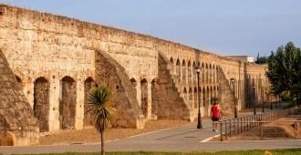 Aqueduto de São Lázaro, em Mérida