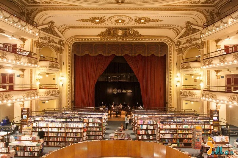 Livraria Ateneo, Buenos Aires