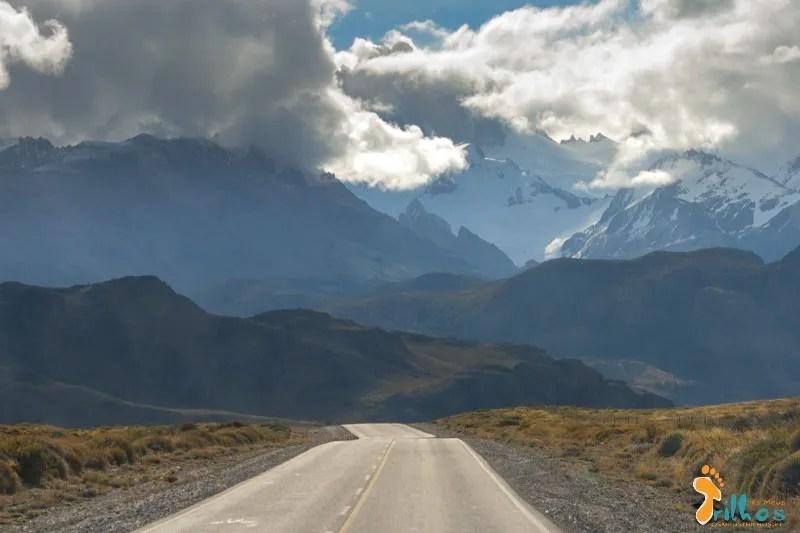 a caminho de El Chalten