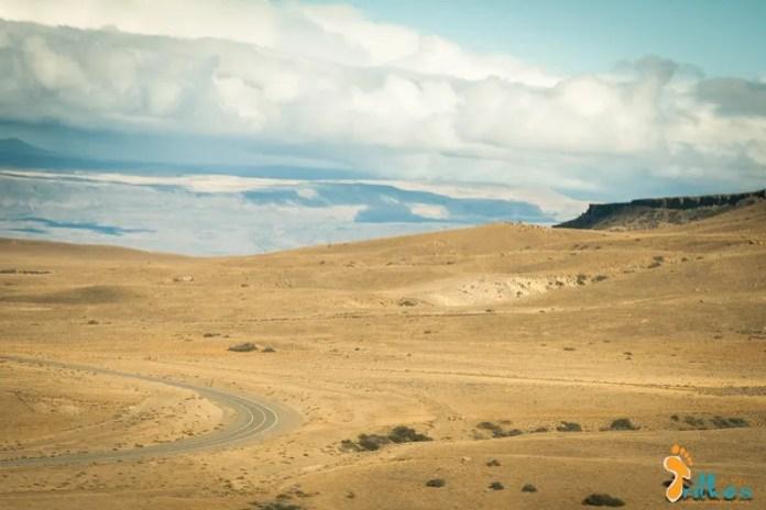 La ruta 40... para El Chaltén