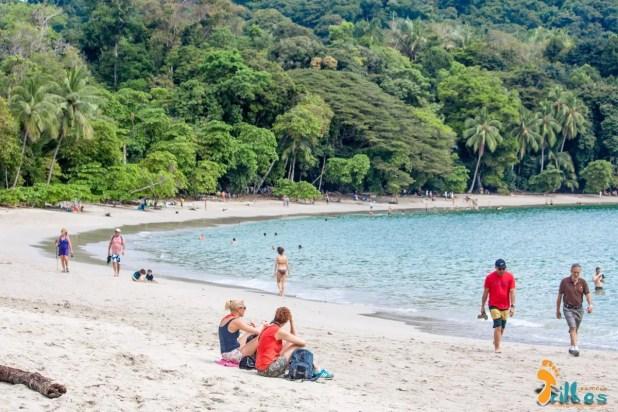 praia Parque Natural Manuel Antonio