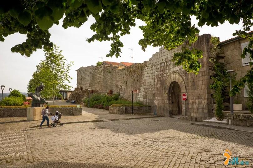 Roteiro Melgaço - Visitar a vila e muralhas
