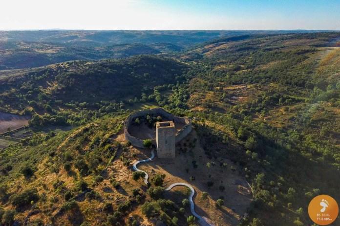 Castelo de Vilar Maior - 5 Vilas Medievais no Sabugal