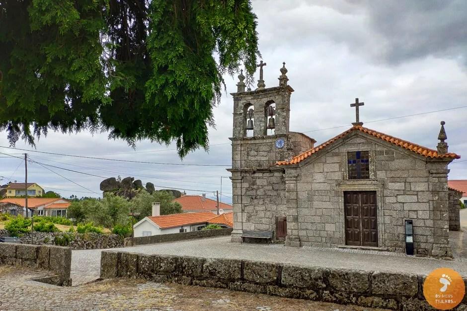 Igreja Matriz de Moreira de Rei, Trancoso