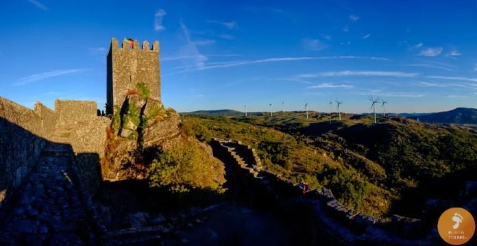 Castelo de Sortelha - 5 Vilas Medievais no Sabugal