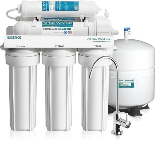 APEC Roes-PH75 Reverse Osmosis Drinking Water Filter System