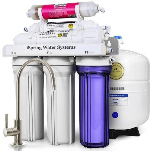 iSpring RCC7AK Reverse Osmosis Water Filter System